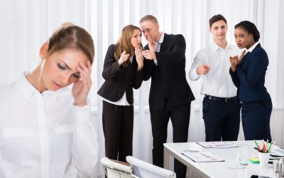 Time is up! Three things managers can do now to stop workplace harassment