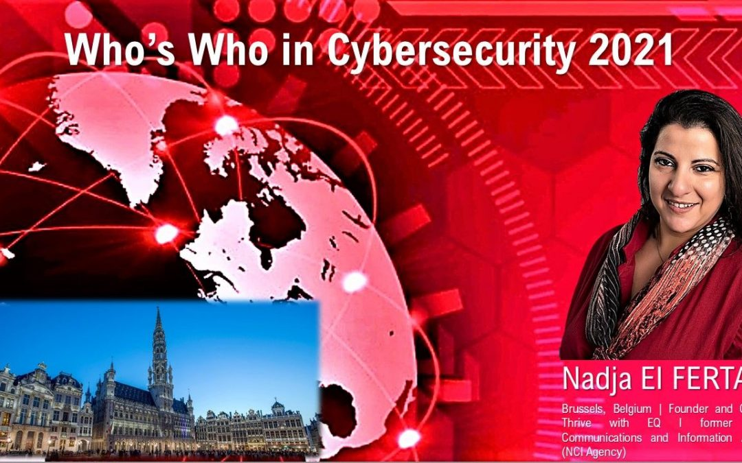 Nadja Who is Who Cyber Security